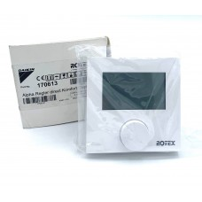 Daikin Rotex Digital Underfloor Heating Stat - 170613 230V (WHITE)