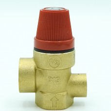 Safety Valve 3 Bar
