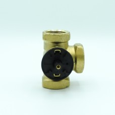 3 Way Valve Body (Brass Body) - 5001837